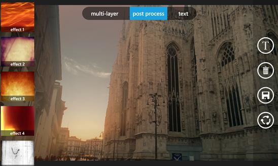 تطبيق مجاني لإنشاء صور مذهلة وتحسين وتعزيز كاميرا جهازك لويندوز فون ونوكيا لوميا 4Blend HDR xap