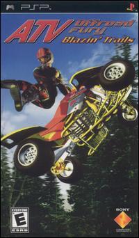 ATV Offroad Fury Blazin' Trails (PSP) [Español – ISO]