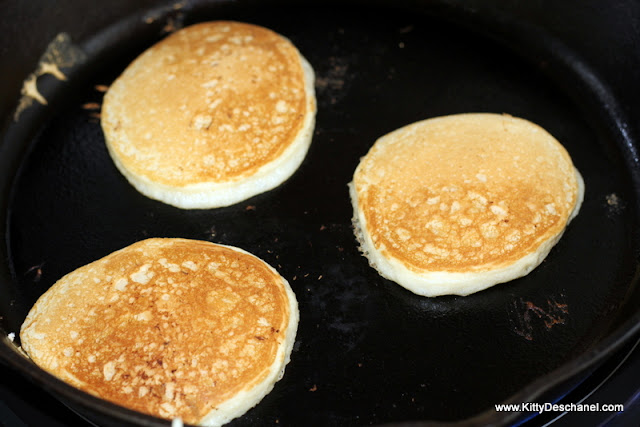 do cake mix pancakes taste like real pancakes?