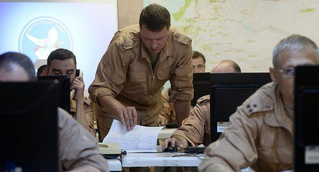 الدفاع الروسية المسلحون يحضرون لاستفزاز كيميائي في سوريا بهدف اتهام دمشق