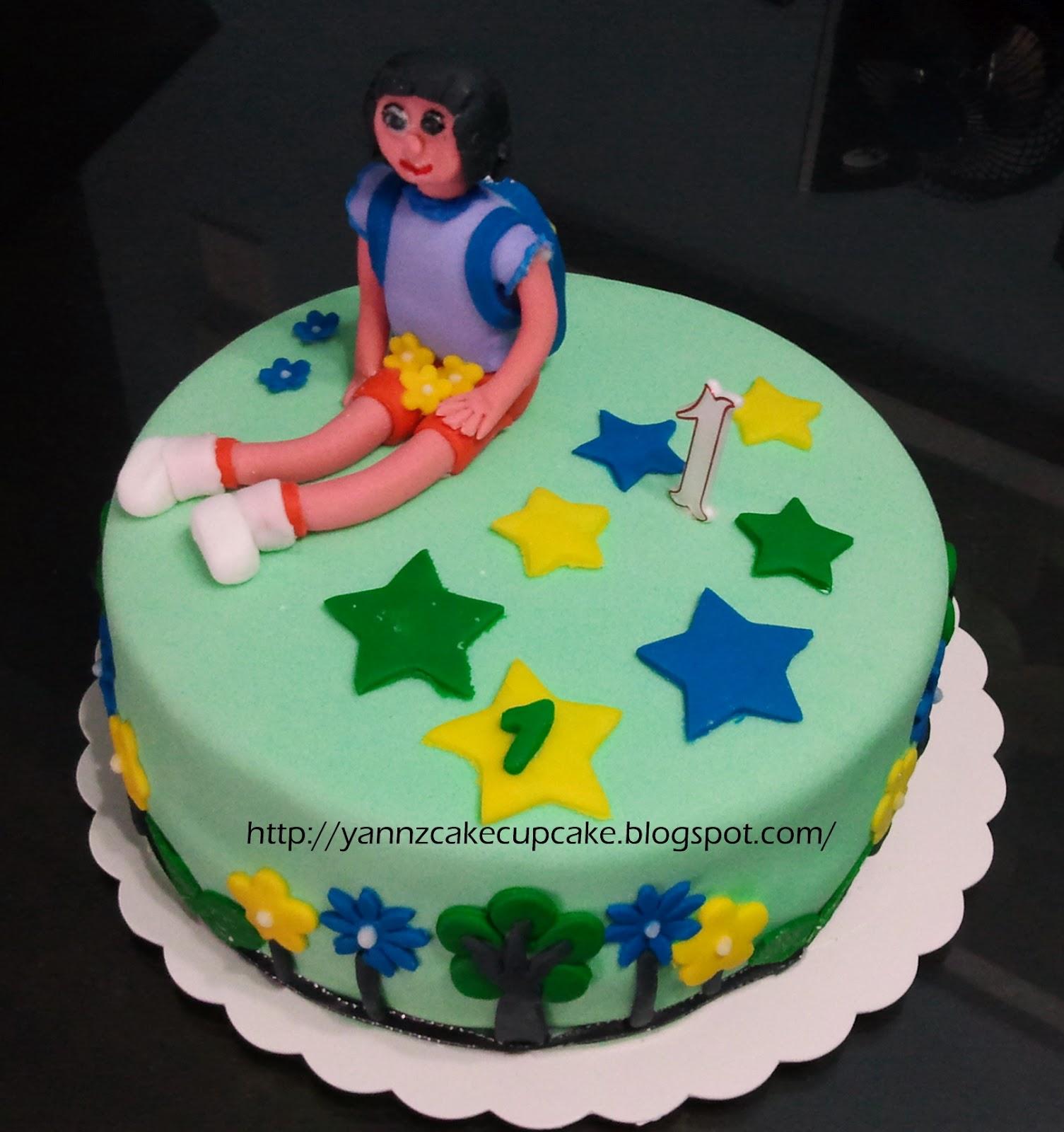 Cake Amp Cupcake By Yannz Dora The Explorer