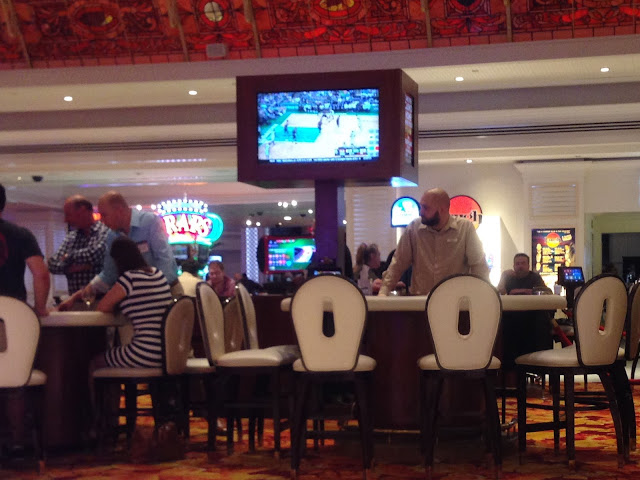 Tropicana Casino Blackjack Tables