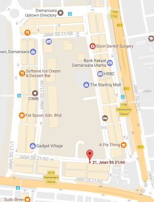 FujiYama New York Fusion Sushi Restaurant location map