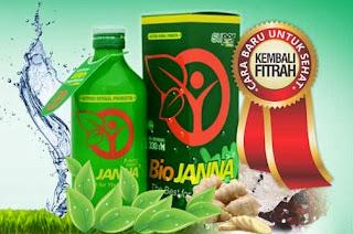 Jual BioJanna Surabaya minuman Herbal kesehatan multi khasiat