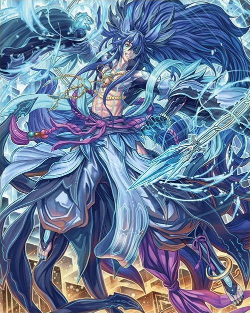 Mythic Beast Fenrir Is The Avatar Of Shionome Shouma In Cardfight Vanguard G This Deck As Many Others Genesis Decks Use To Soul Charge And Blast
