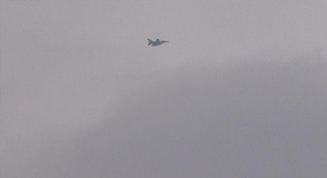 Diyarbakır'da hava hareketliliği sürüyor