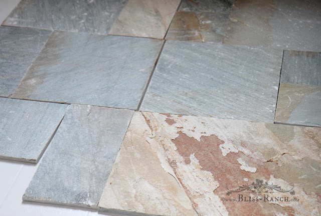 Slate Floor Tile Bliss-Ranch.com