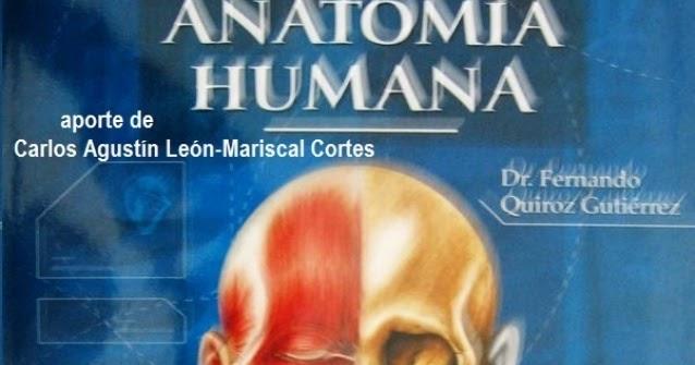 Anatomia humana fernando quiroz tomo 1