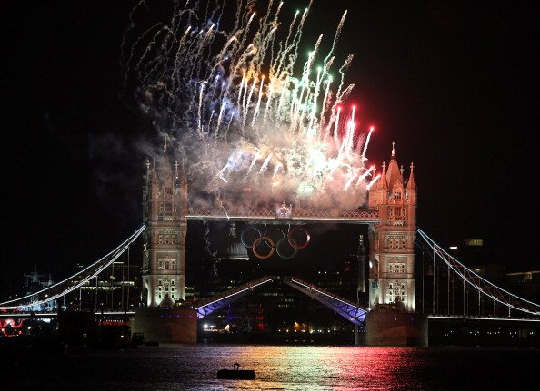 Wallpapers London Olympics 2012 Opening Ceremony Photos