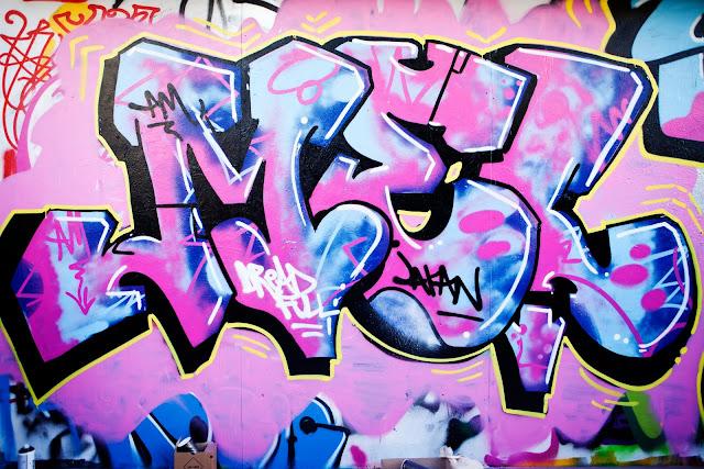 Zero Tolerance For Street Art In Stockholm