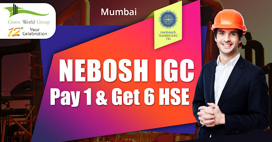 Nebosh Course in Mumbai | Safety Course in Mumbai