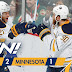 Sabres beat Minnesota, 2-1 for 3rd straight win