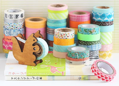 Como hacer 100 Washi Tape. Cintas Decoradas