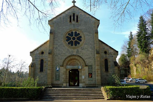 Iglesia de San Antonio de Padua de Brive la Gaillarde