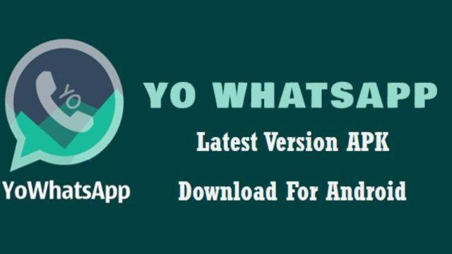 Yo Whatsapp MOD APK