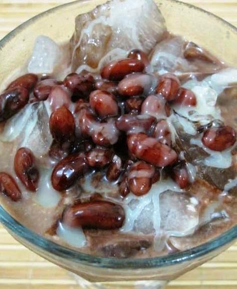 Minuman Segar Resep Es Kacang Merah Coklat Palembang Resep Es Kacang Merah es kacang merah coklat resep es kacang merah susu coklat resep es kacang merah coklat