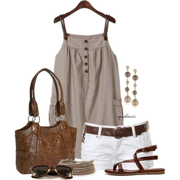 Elegant Outfits For Summer
