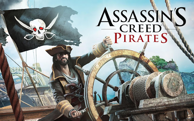 تحميل لعبة  assassin's creed pirates
