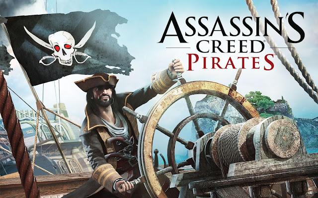 تحميل لعبة assassin's creed piratesللاندرويد