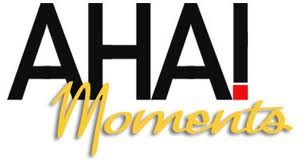 aha moment in nursing Ah ha moments are often mentioned in education literature these moments are  suggested to be a.