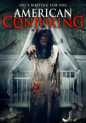 American Conjuring 2016 Dual Audio-Hindi Dubbed BluRay 300MB Poster