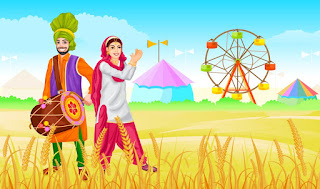 Baisakhi SMS In Hindi, Punjabi & English For Whatsapp or Facebook