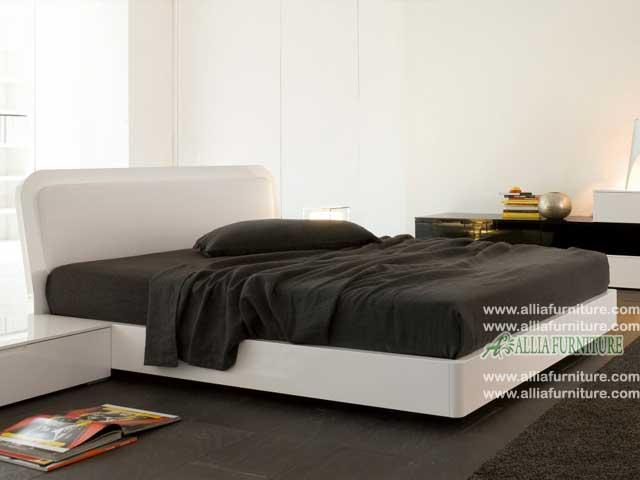 tempat tidur modern minimalis model soul