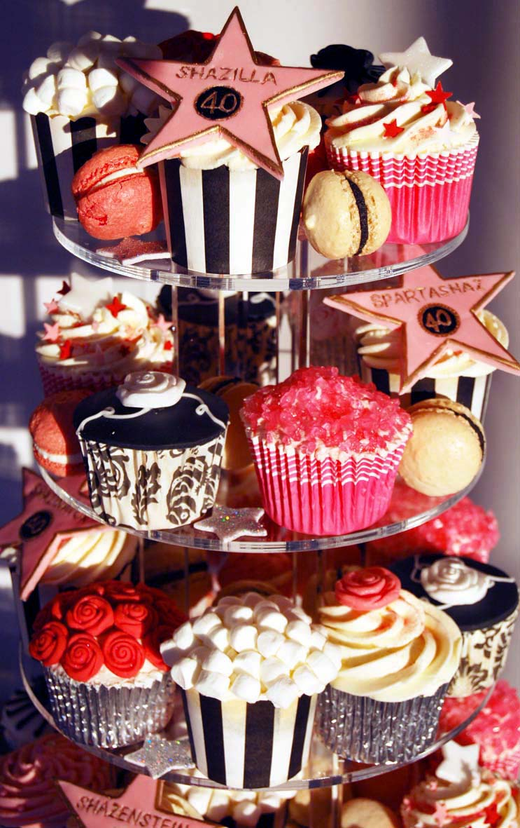 1000 Images About Hollywood Cupcakes On Pinterest