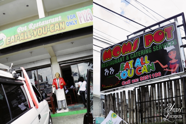 P125 Affordable Eat-All-You-Can Buffet at at Mom's Pot Antipolo City Rizal