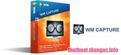 Download WM Capture 8.9.1 Full Cr@ck- phần mềm quay video màn hình chuyên nghiệp