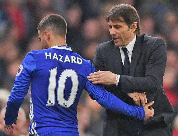 EPL: Antonio Conte Reveals Those Who Must Take Blame For Chelsea's Poor Season