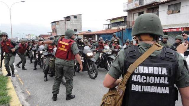 Denuncian video falso en redes sociales contra GNB de Venezuela
