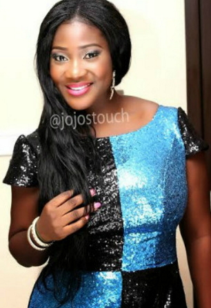 mercy johnson returns nigeria