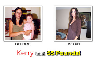 Kerry use Chinese Slimming Pills lose weight succeed