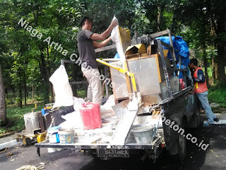 persiapan cat termoplastik