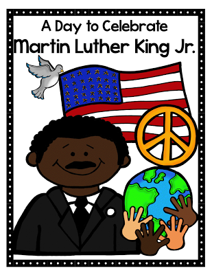 Lory's 2nd Grade Skills: A Day Full of Martin Luther King Jr.