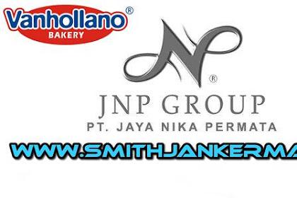 Lowongan PT. Jaya Nika Permata Group (Vanhollano) Pekanbaru Juni 2018