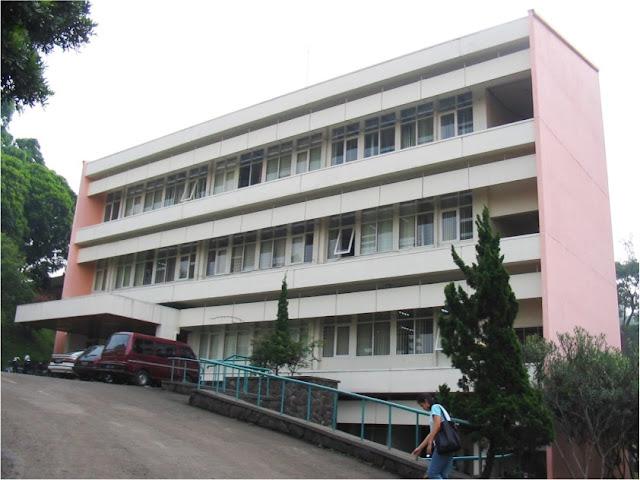 Lokasi Kampus Universitas Parahyangan