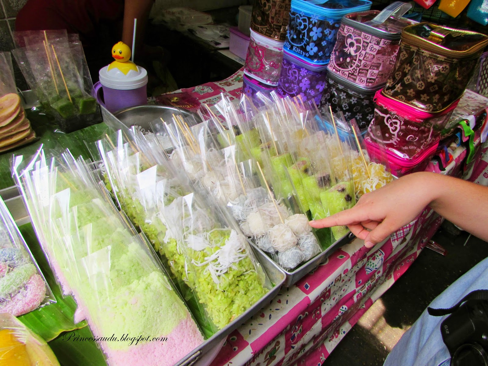 Thai Dessert, Travel, Bangkok, Thailand, food