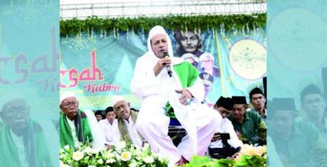 Maulana Habib Lutfi bin Yahya : NU Harus Jadi Pagar NKRI