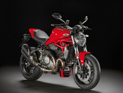 Gambar Motor Ducati Monster