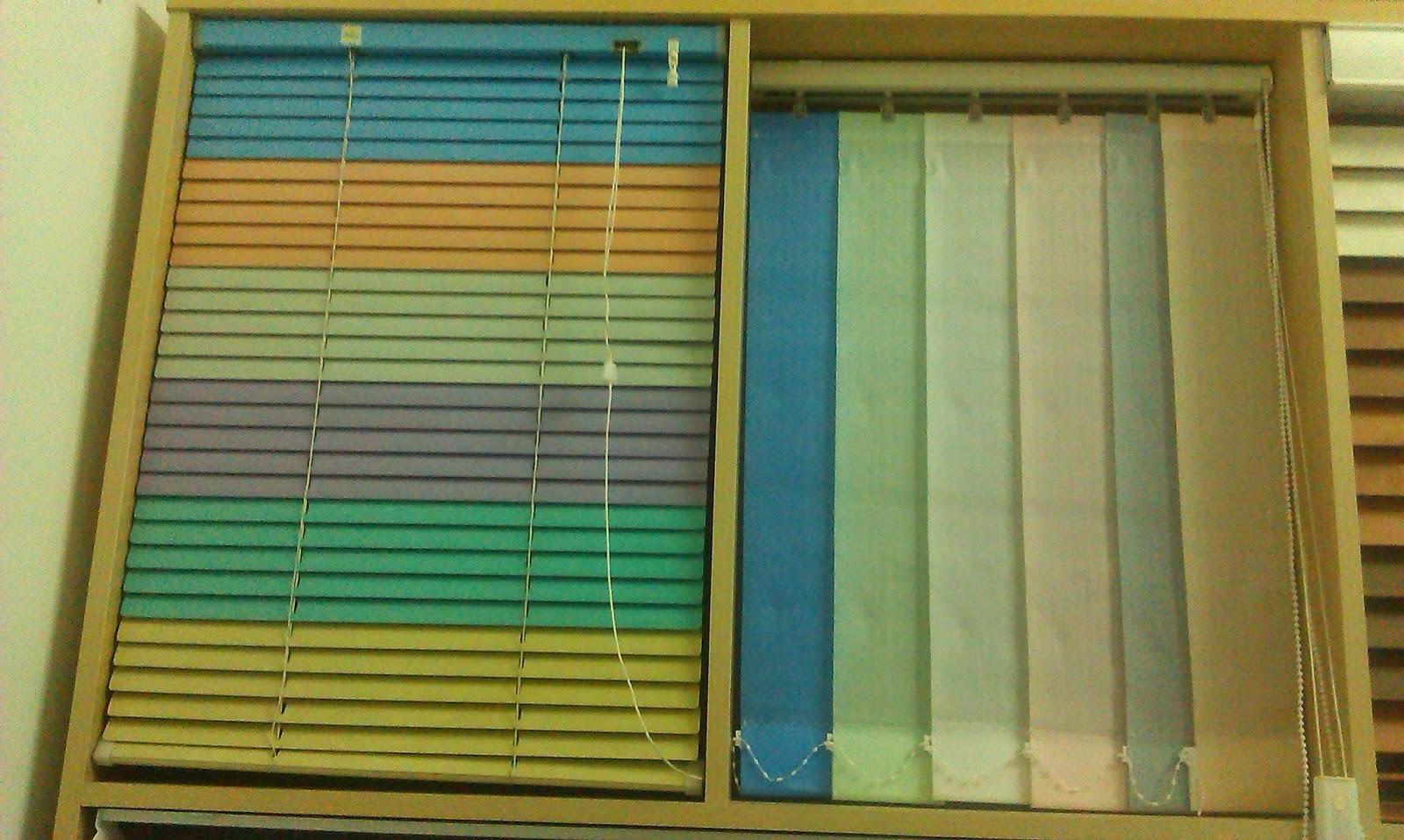 Rèm nhôm cửa sổ văn phòng