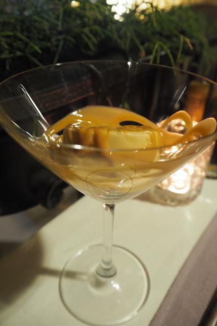 Food, dining, Dubrovnik, Croatia, Food blog, Restaurant, Villa Ruza, Dubrovacka Rozata Semifredo Twist