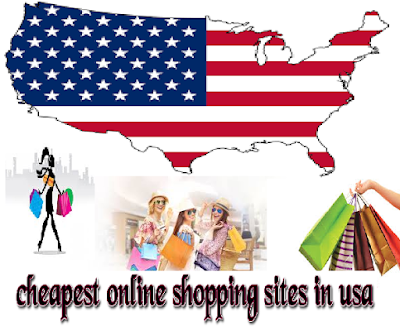 online shopping sites in usa