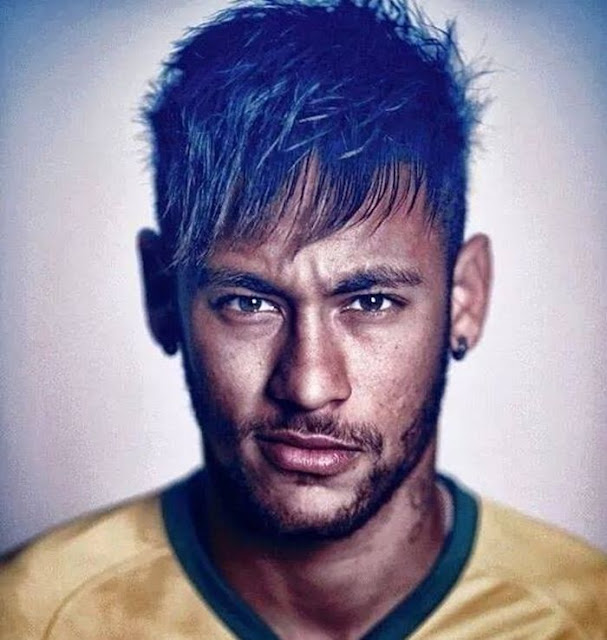 hair styles with beard some wonderful neymar s hairstyles the haircut web 6363
