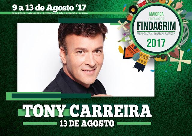 13 de Agosto - Tony Carreira na FINDAGRIM 2017