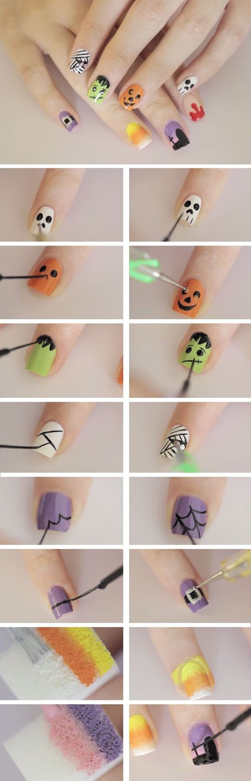 Nails ArtsTutorials...