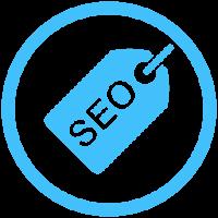 Etiqueta representativa sobre análise de SEO grátis