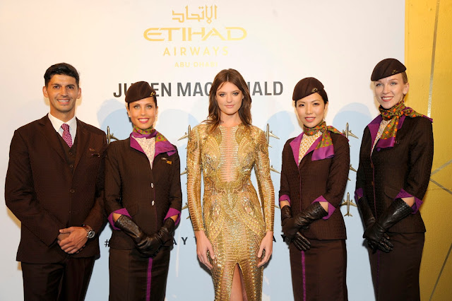 Etihad Airways Launches