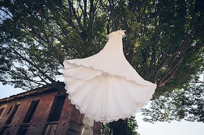 prova abiti sposa
